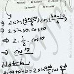 Trigonometri dönüşüm şablonları #ygs #lys matematik fem Yayınları