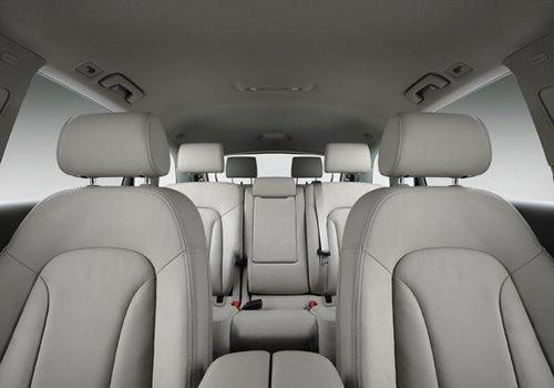 Audi Q7 7 kişilik