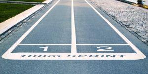 eşit sprint uzunluğu