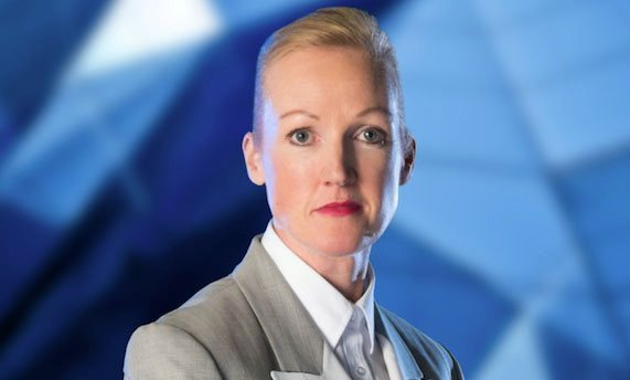 Apprentice star Ruth Whiteley who is coming to an Ilkley business conference to deliver a workshop