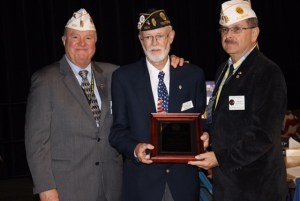 Philip Mette-Legionnaire of the Year