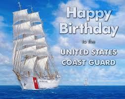 Coast Guard Birthday