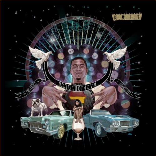 "Big K.R.I.T. ""Time Machine"""