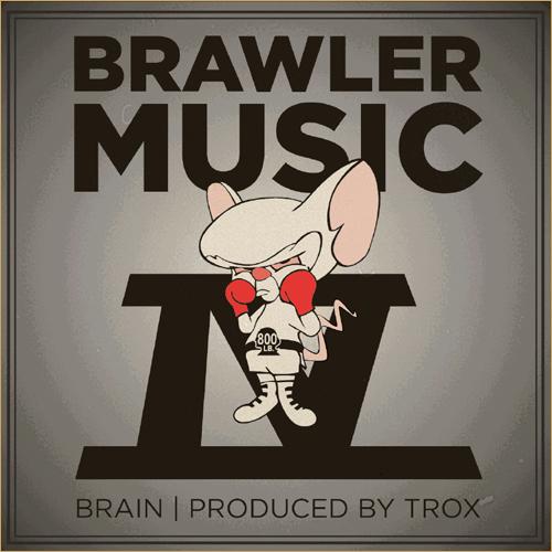 "Brainstorm (of Dyme Def) ""Brawler Music"""