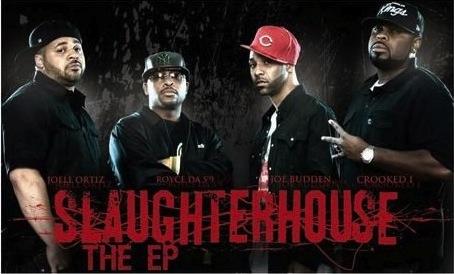 Slaughterhouse EP Pushed Back
