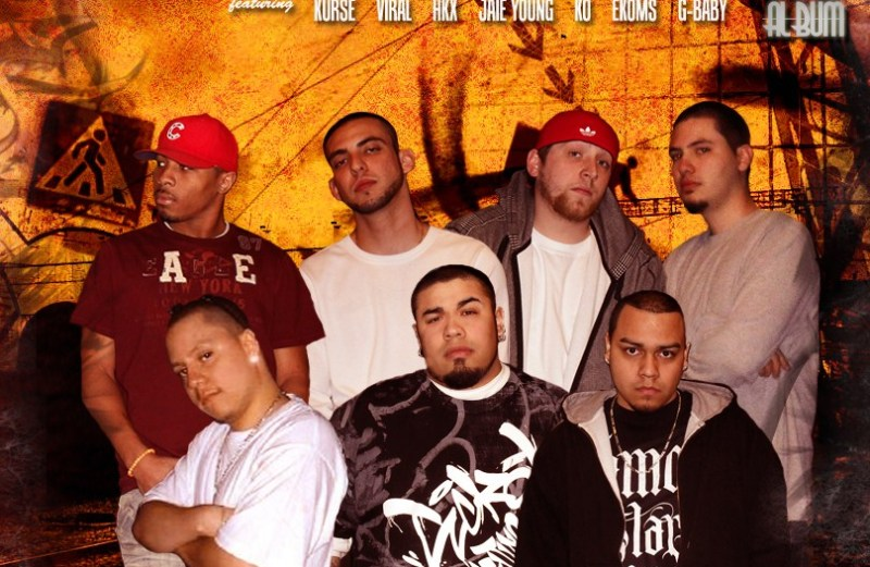 The A.M.E. Comp. Album cover