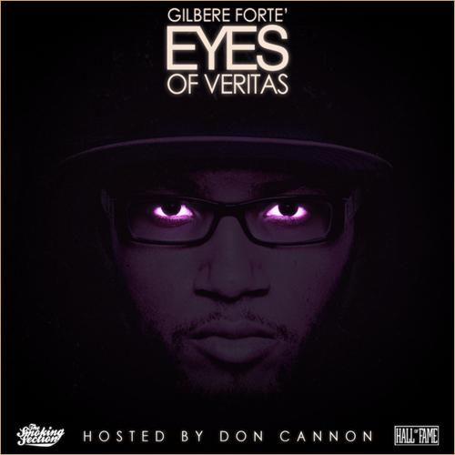 """Gilbert Forte """"Eyes Of Veritas"""""""