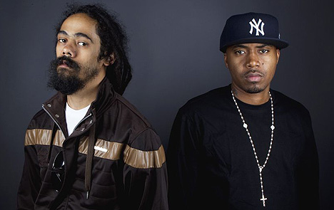 "Nas & Damian Marley ""Land of Promise"""