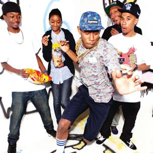 Odd Future Planning 'Adult Swim Show'