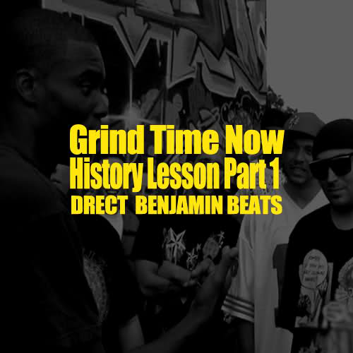 Drect – History Lesson(Produced By Benjamin Beats)