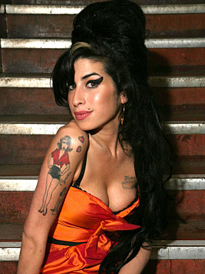 Amy Winehouse Found Dead