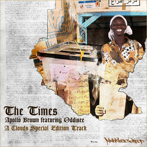 """Apollo Brown ft. Oddisee """"The Times"""""""