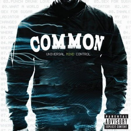 Common – Universal Mind Control Track List