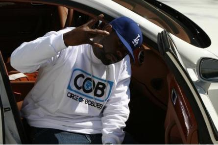 Crooked I ft. Coniyac – New West Baby
