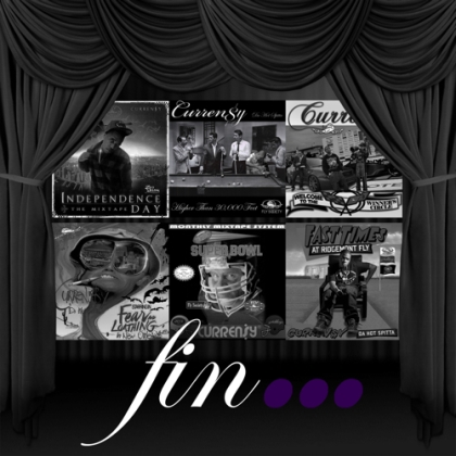 Curren$y – Fin…(Mixtape)