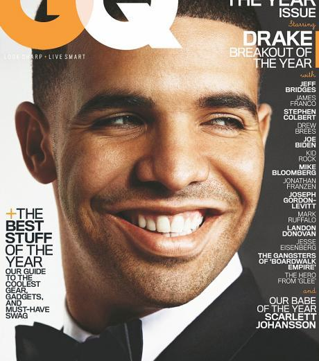 Drake Is GQ's Man Of The Year