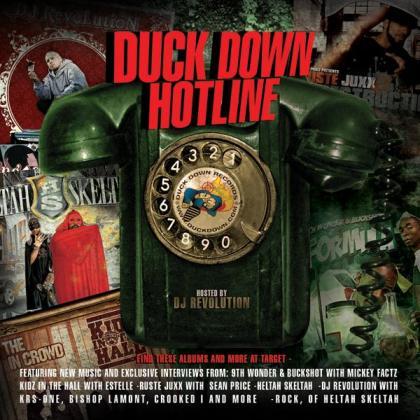 The Duck Down Hotline – Mixtape