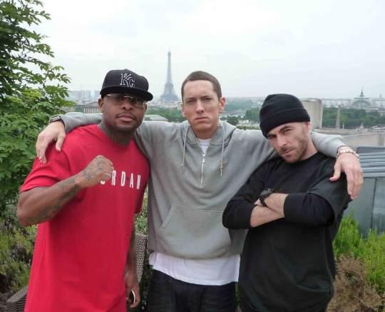 "Royce Da 5'9 ft. Eminem ""Writer's Block"""