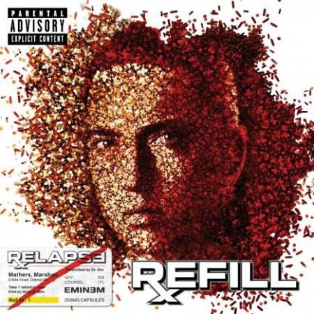 Eminem – Refill – Album