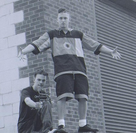 Eminem ft. Chaos Kid – Artificial Flavour (rare)