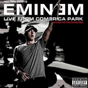 Eminem – Home & Home Tour (Live From Comerica Park)