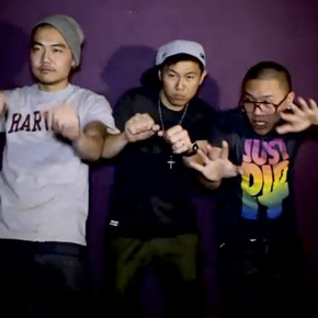 "Traphik ft. Dumbfoundead & Jin ""Charlie S."""