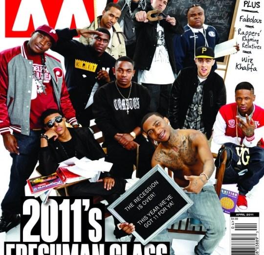 XXL's 2011 Freshman List Leaks