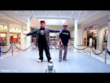 """Buckwheat Groats """"(Take U 2 Da) Shopping Mall"""""""