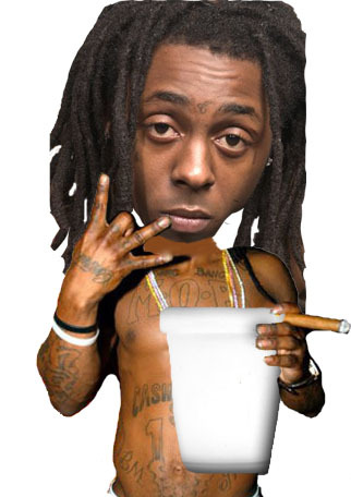 "Lil Wayne ""We Back Soon"""