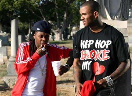 Lil Wayne ft. The Game – Red Magic