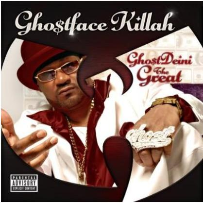 Ghost Face – Ghostdeini The Great – Cover – Tracklist