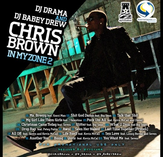 Chris Brown – In My Zone 2
