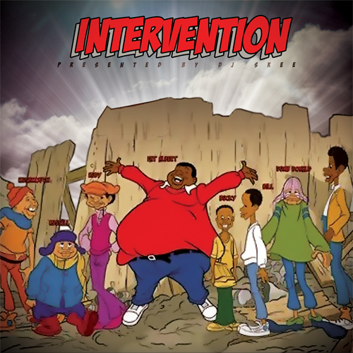 DJ Skee Presents Charles Hamilton – Intervention [Mixtape]