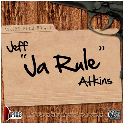 Ja Rule – Atkins File v.1 (Mixtape)