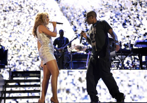 Jay-Z & Beyoncé Enter Guinness World Records