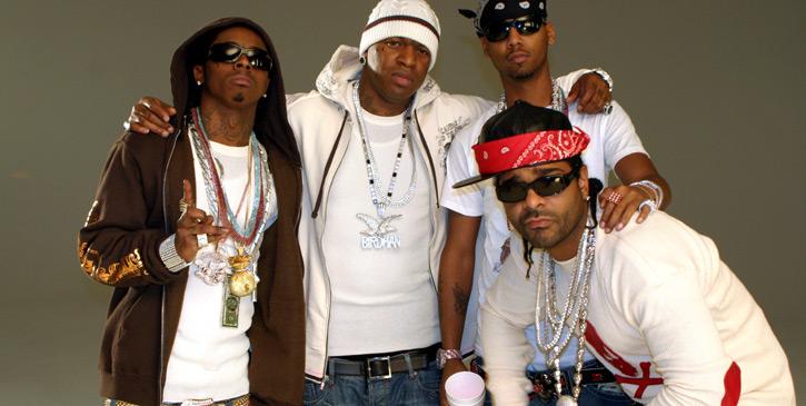 Lil Wayne – Juelz Santana – By Myself