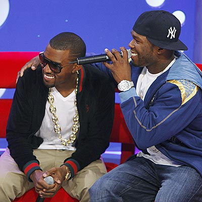 Kanye West Working With G-Unit?