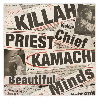 Killah Priest – Chief Kamachi – Reflection