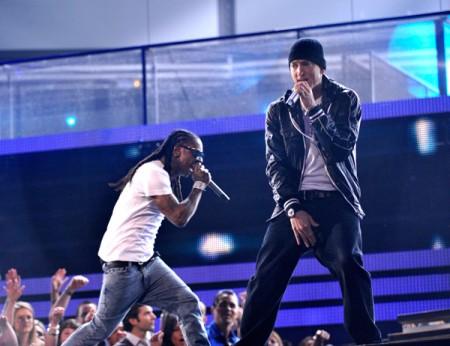 Eminem ft. Lil Wayne – No Love