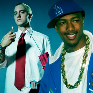 Nick Cannon Wants A Boxing Match With Eminem
