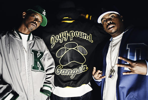 Tha Dogg Pound ft. Turf Talk – Ya'll Know What I'm Doing