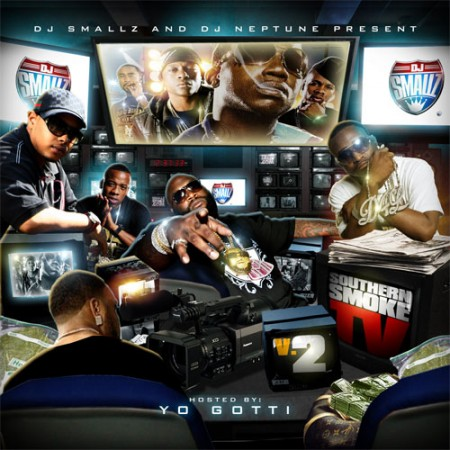 DJ Smallz & DJ Neptune – Southern Smoke TV Vol. 2 (Mixtape)