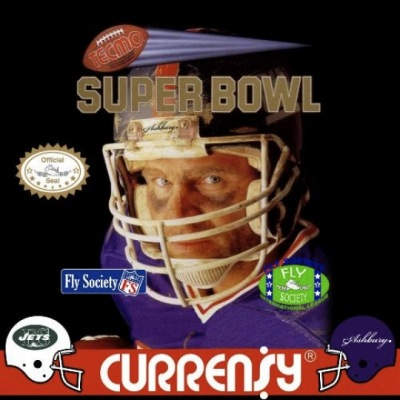 currency - super bowl