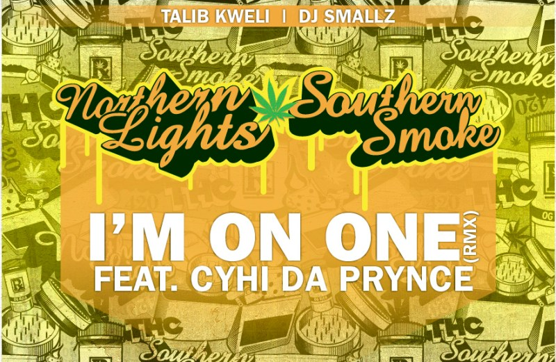 "Talib Kweli ft. Cyhi Da Prince ""I'm On One"" (Remix)"