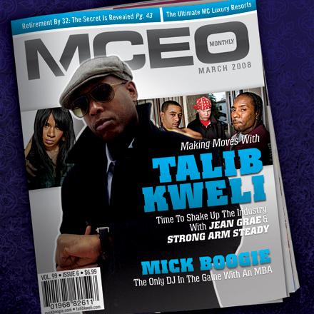 Mick Boogie & Talib Kweli – The MCEO Mixtape