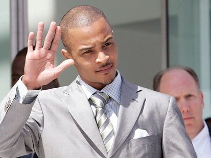 T.I. Interview With Shade 45