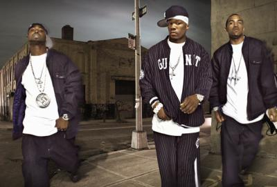 G-Unit On Tour In Medellin, Colombia