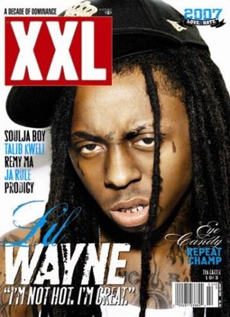 Lil Wayne – XXl – Cover