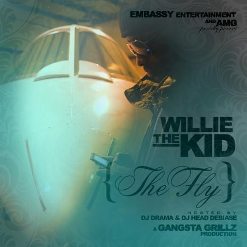 DJ Drama & DJ Head Debaise Presents Willie The Kid – The Fly [Mixtape]