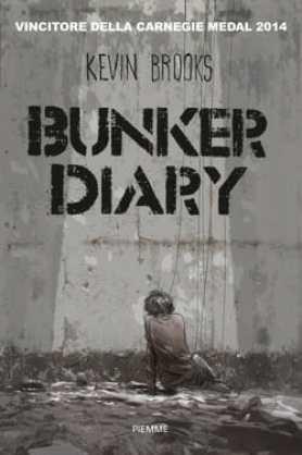 Bunker diary di Kevin Brooks